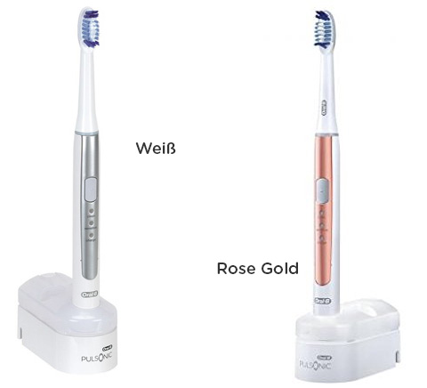 Braun Oral-B Pulsonic Slim Test
