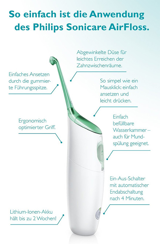 philips sonicare test